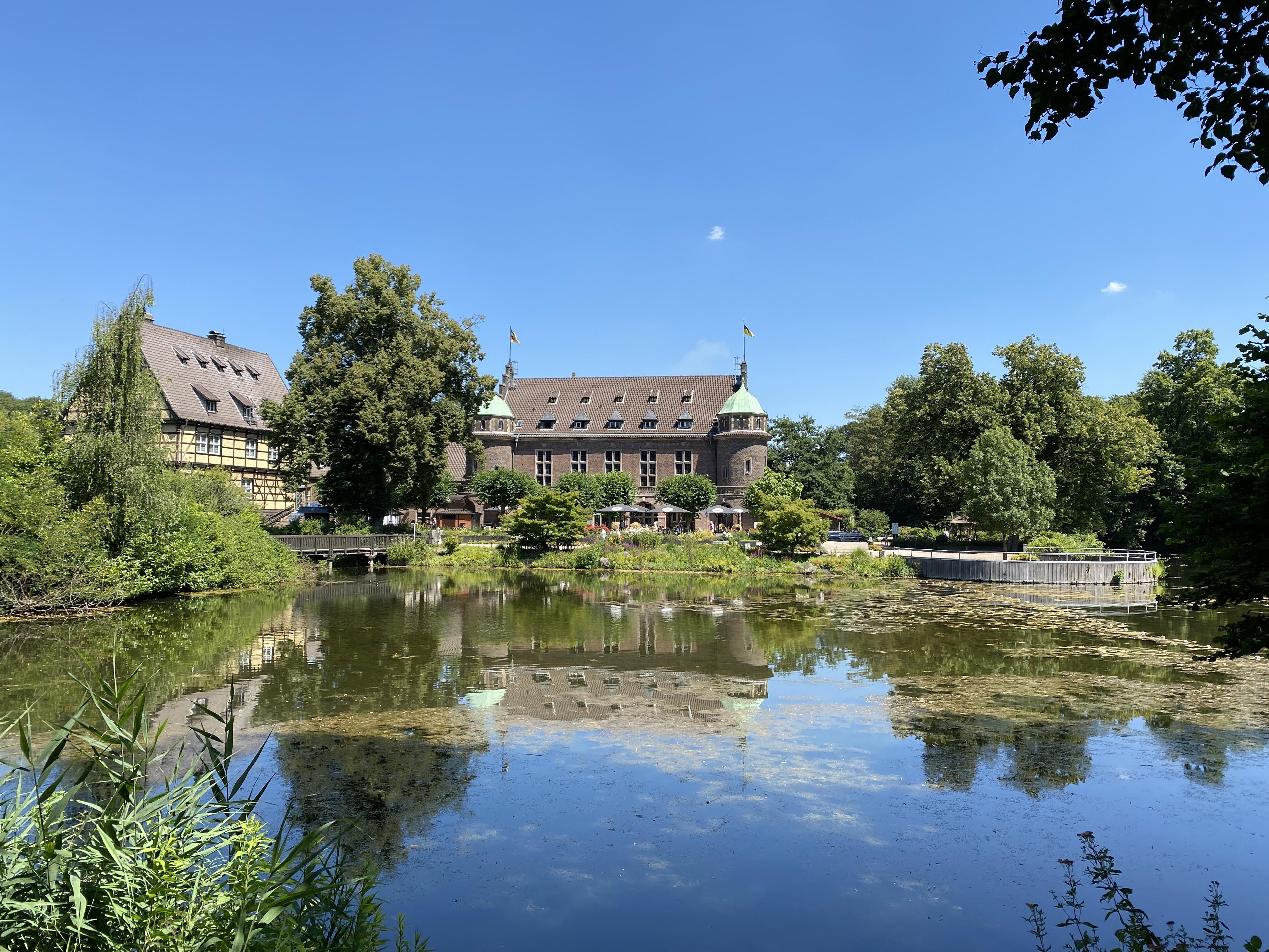 Ausflugtipp: Wasserschloss Haus Wittringen