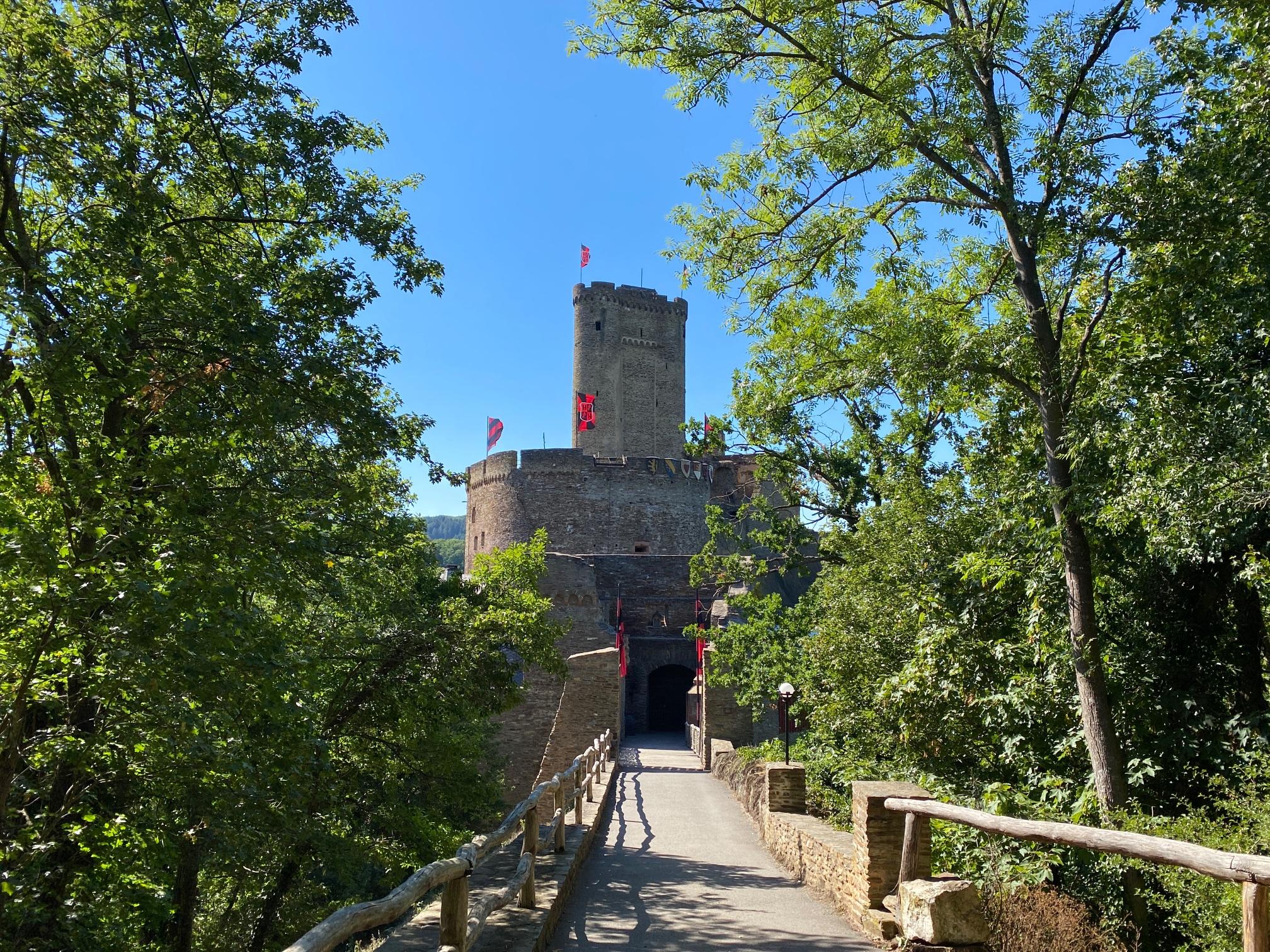 Traumschleife Bergschluchtenpfad Ehrenburg